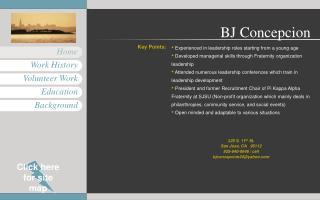 BJ Concepcion
