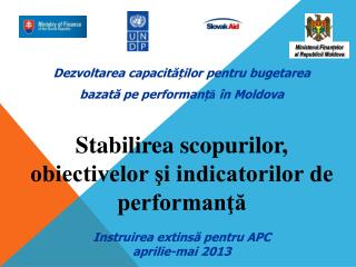 Ministerul  Fi nanțelor al Republicii Moldova