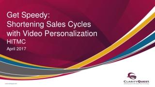 Marketing Workflows