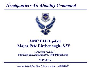 Headquarters Air Mobility Command