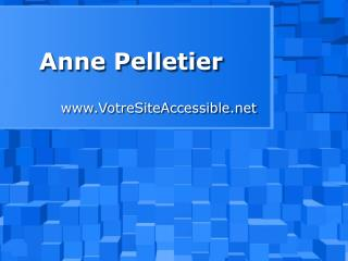 Anne Pelletier