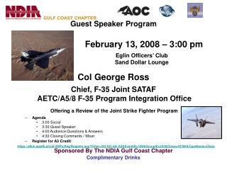 Guest Speaker Program