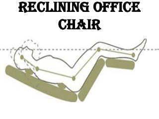 Reclining Office Chair India
