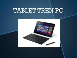 TABLET  TREN PC