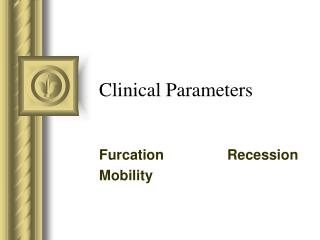 Clinical Parameters