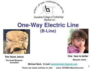 Michael Bank   E-mail:  bankmichael1@gmail
