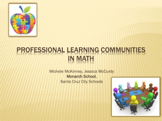 Overview of a Professional Learning Community