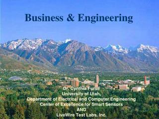 Business & Engineering