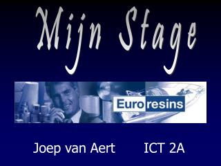 Joep van Aert ICT 2A