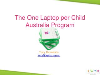The One Laptop per Child Australia Program