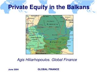 Private Equity in the Balkans
