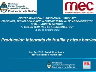 CENTRO BINACIONAL  ARGENTINO -  URUGUAYO