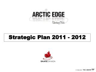 Strategic Plan 2011 - 2012