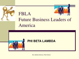 FBLA Future Business Leaders of America