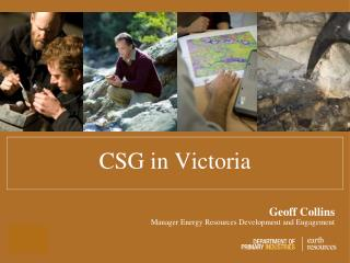CSG in Victoria