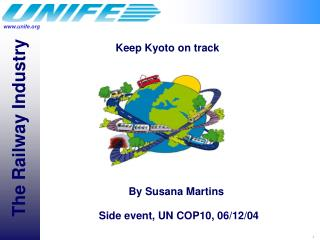 Keep Kyoto on track