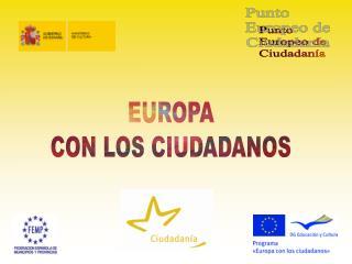 Punto Europeo de Ciudadanía