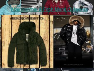 Enjoy shopping your Abercrombie & Fitch Mens Outwears