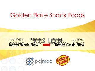 Golden Flake Snack Foods