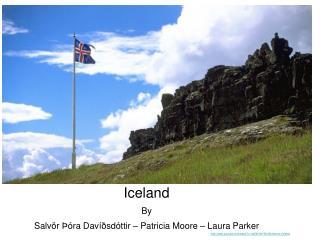 Iceland By  Salvör Þóra Davíðsdóttir – Patricia Moore – Laura Parker