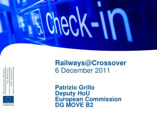 Railways@Crossover 6 December 2011