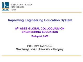 Improving Engineering Education System
