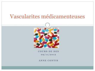 Vascularites médicamenteuses