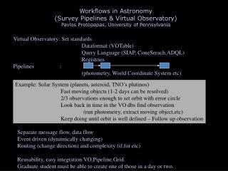 Virtual Observatory: Set standards  Dataformat (VOTable)