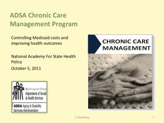 ADSA Chronic Care Management Program
