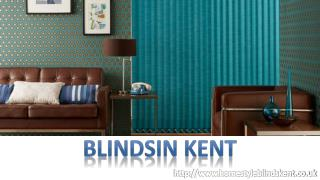 Blinds in Kent and London - Blackout, Roller, Roman and Vert