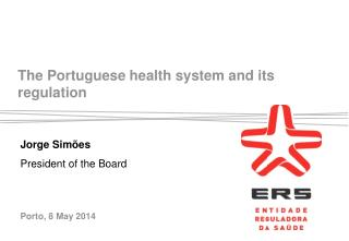 Jorge Simões President of the Board Porto, 8 May 2014
