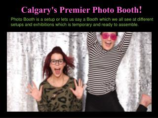 Photo Event Booth