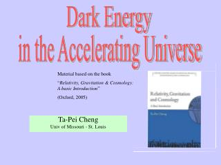 The Accelerating Universe,Inflation, & the Dark Energy
