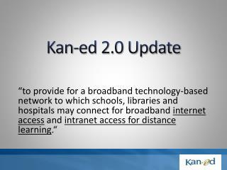 Kan-ed 2.0 Update