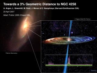 Towards a 3% Geometric Distance to NGC 4258