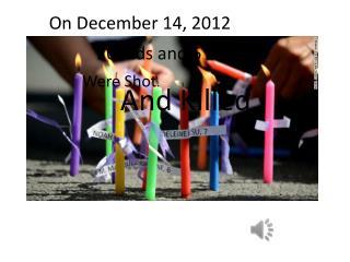 On December 14, 2012