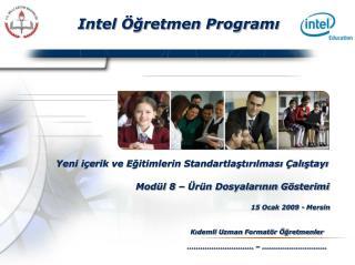 Intel Öğretmen Programı