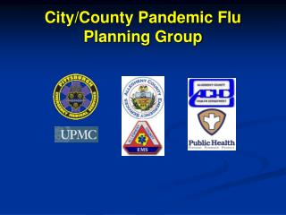 City/County Pandemic Flu Planning Group