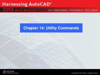 Chapter 14: Utility Commands