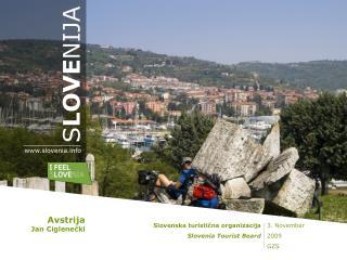 Slovenska turistična organizacija Slovenia Tourist Board