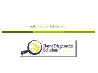 Insulation and Infiltration