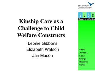 Leonie Gibbons  Elizabeth Watson Jan Mason