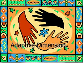 Adaptive Dimension