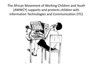 Highlights of the history of ICT within AMWCY