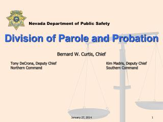 Division of Parole and Probation