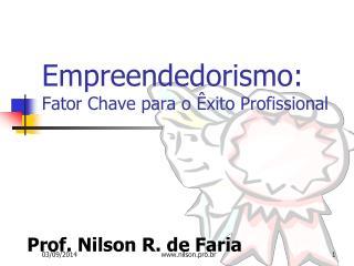 Empreendedorismo: Fator Chave para o Êxito Profissional