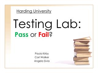 Testing Lab: