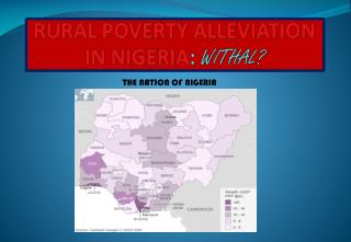RURAL POVERTY ALLEVIATION IN NIGERIA :  WITHAL?