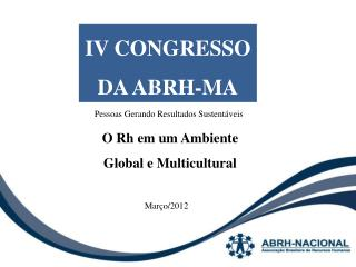 GESTÃO 2010 – 2012 -  Realizações 2010
