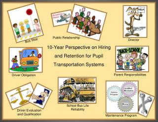 10-Year Perspective on Hiring and Retention for Pupil Transportation Systems
